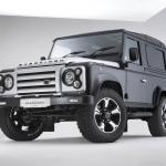 Установка мощных воздушных звуковых сигналов на Land Rover Defender (Ленд Ровер Дефендер)