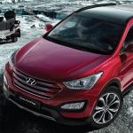 Шумоизоляция авто,шумоизоляция Hyundai Santa Fe ,тюнинг Hyundai Santa Fe