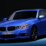 Шумоизоляция автомобиля  BMW 3 series Gran Turismo