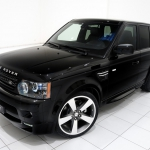 шумоизоляция Ленд Ровер Рендж Ровер Спорт (Land Rover Range Rover Sport)