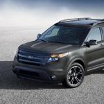 Установка массажа сидений на автомобиль Форд Эксплорер 2015 (Ford Explorer)