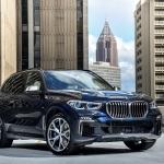 Скрытая установка видеорегистратора на БМВ Х5 2019 BMW X5 (G05)