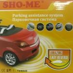 Парктроник Sho-Me Y-2616 N04