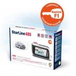 Автосигнализация StarLine A93 + F1