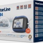 Сигнализация StarLine B64 2CAN 2SLAVE T2.0