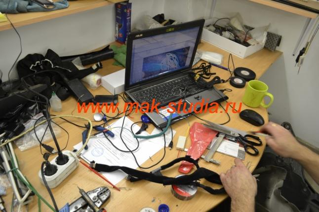 Автозапуск на БМВ - изготовление модуля автозапуска