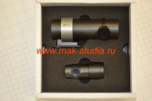 blackvue dr550gw-2ch-установочный комплект