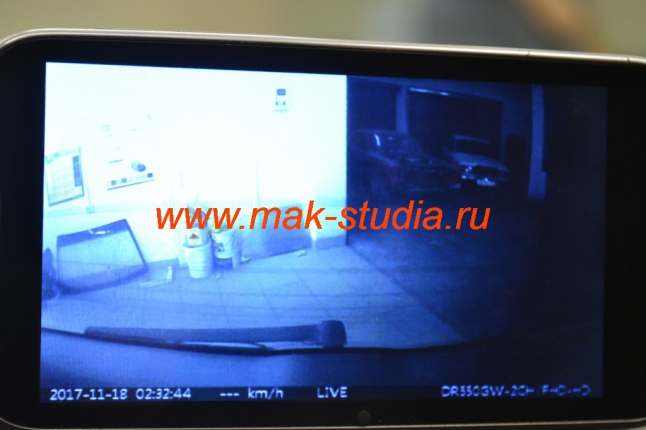 Blackvue dr550gw-2ch-видео онлайн задняя камера.