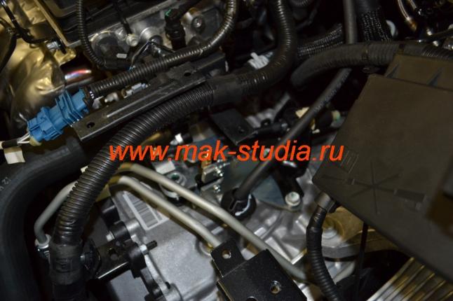 GEARLOCK-установка механического блокиратора непосредственно на механизм АКПП