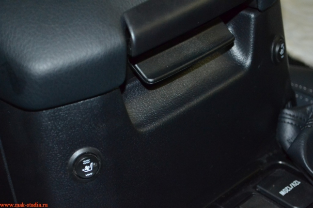 Кнопки управления вентиляцией сидений