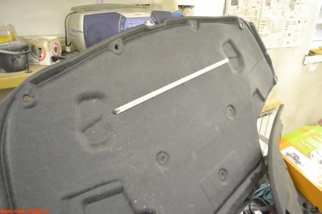 специальная подсветка-защищена от влаги и температуры