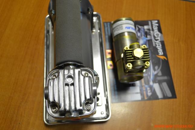 Мощный компрессор для внедорожников