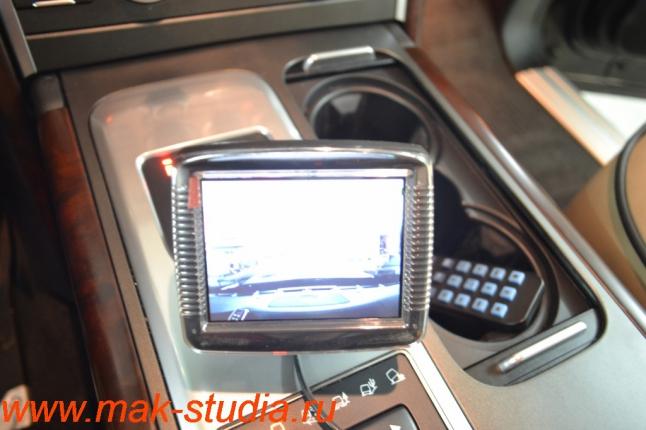 Видеорегистратор Intro sdr-g40: изображение с головной камеры