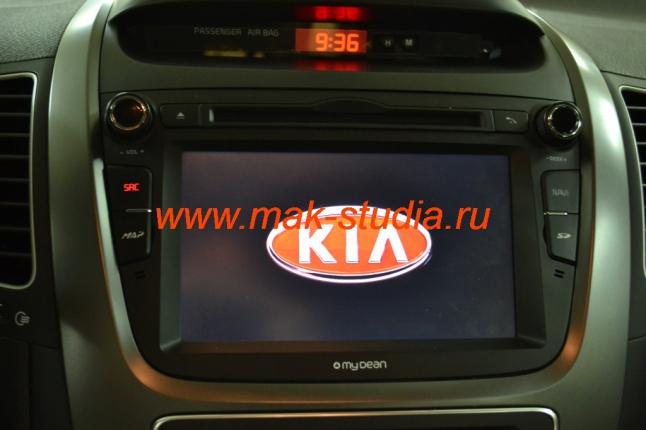 MyDean KIA - штатное головное устройство на андроид