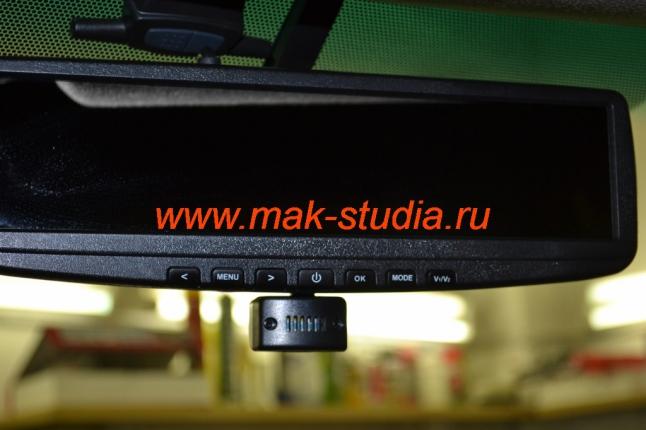 Зеркало видеорегистратор автомобильный