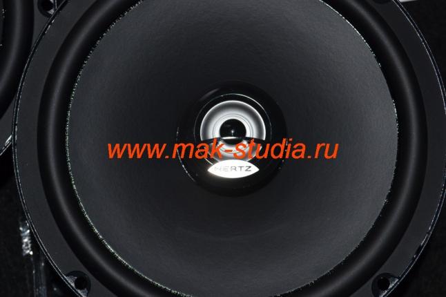 Замена штатной акустики - музыкальные компоненты