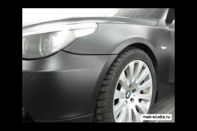 Оклейка автомобиля виниловой плёнкой