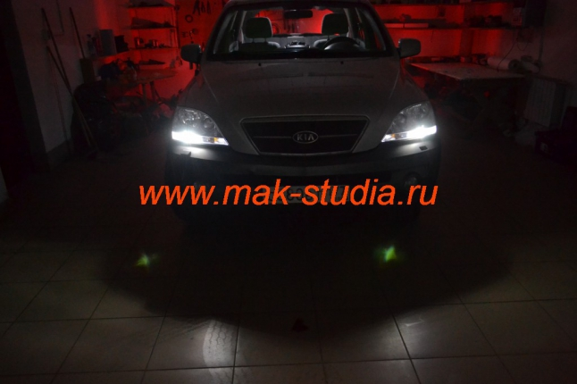 Замена габаритных ламп авто