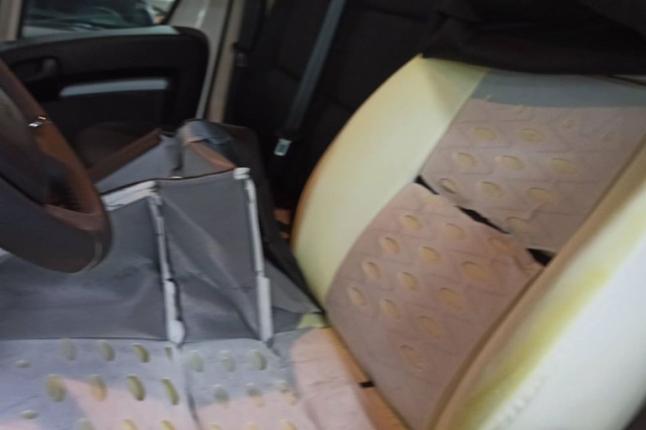 Установка подогрева сидений на автомобиль Ситроен Джампер