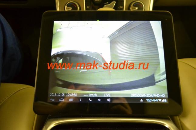 Blackvue - приложение для планшетов (задняя камера).