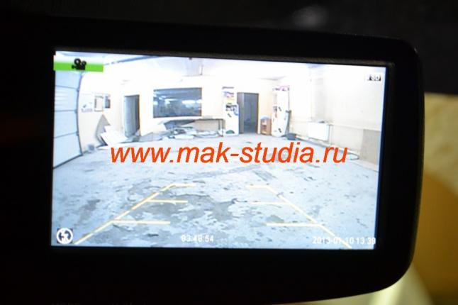 Видеорегистратор - режим парковки