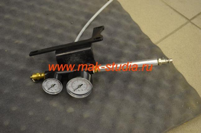 Система подкачки колёс