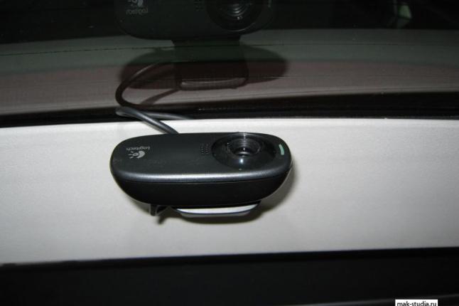 Задняя камера