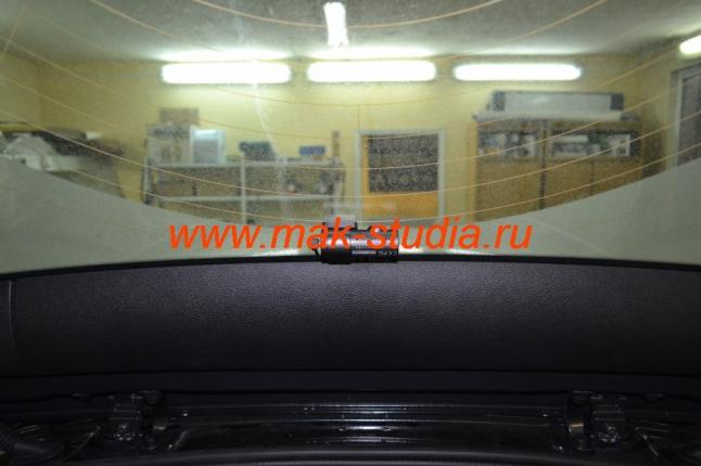 Blackvue dr550gw-2ch: задняя камера