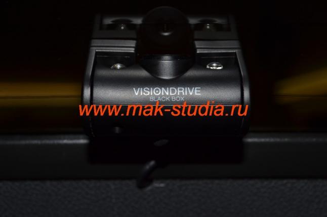 Задняя камера видеорегистратора.