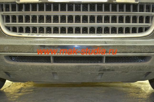 Защитная сетка для защиты радиатора