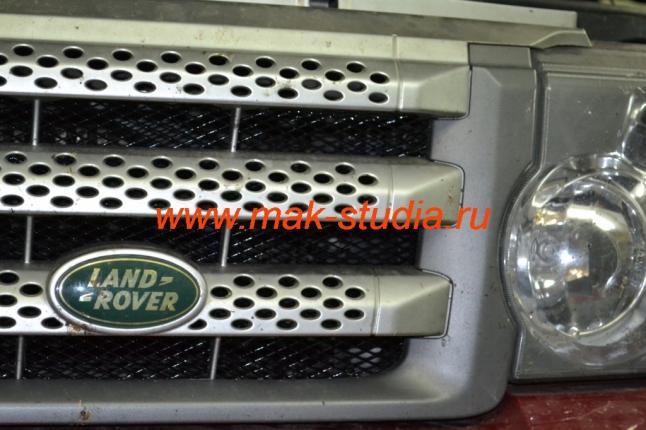 Защитная сетка радиатора - радиатор под надёжной защитой