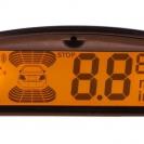 Блок индикации парктроника Autrix E-800
