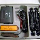 Содержимое упаковки парктроника Autrix F-257