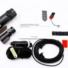 Комплектация видеорегистратора Blackvue DR550GW-2CH