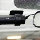 Видеорегистратор BlackVue DR650GW-2CH в интерьере авто