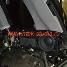 Скрытая установка видеорегистратора: установка блока сохранения события.