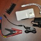 Комплектация пуско-зарядного устройства CarKu E-Power 5