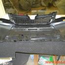 Защитная сетка радиатора процесс установки
