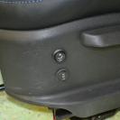Кнопки управления вентиляцией и подогревом