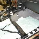 Далее слой специального теплошумоизолятора