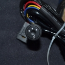 Вентиляция сидений-кнопка управления на 3 скорости