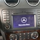 Mercedes МL 164 с его морально устаревшим Comand-ом.