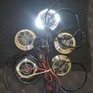 вентиляция сидений автомобиля-комплект 5 вентиляторов