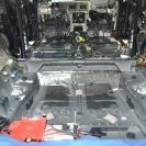 Полностью демонтируем салон автомобиля!