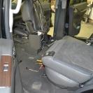 установка подогрева заднего сиденья