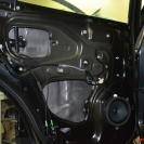 Второй слой сплэн-основной теплошумоизолятор