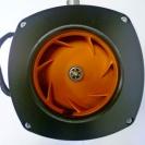 Airtronic D5 - вид спереди
