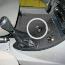 Установленный блокиратор коробки передач Гарант Консул