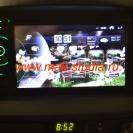 Штатное головное устройство Kia Sorento - главное меню
