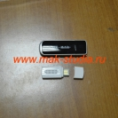 Установка головного устройства - модем для выхода в интернет и модуль Wi-Fi.